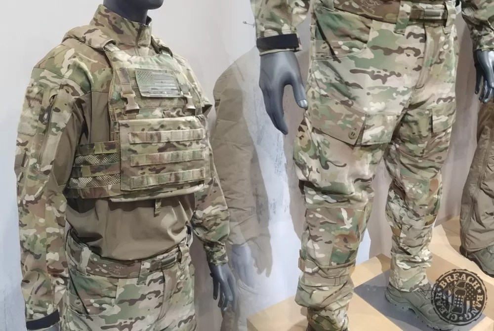 Arc'teryx Assault SV Softshell Pant And Shirt