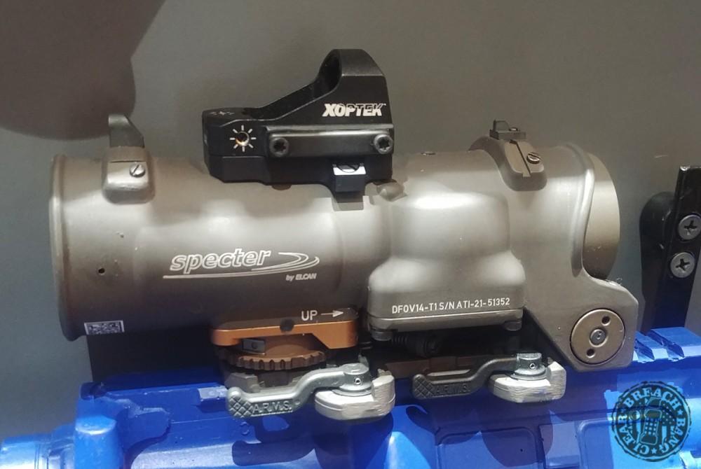 Armament Technologies XOPTEK Micro Reflex Sight