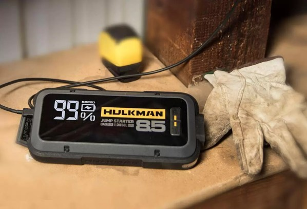 Road Trip Gifts: Portable Battery Charger