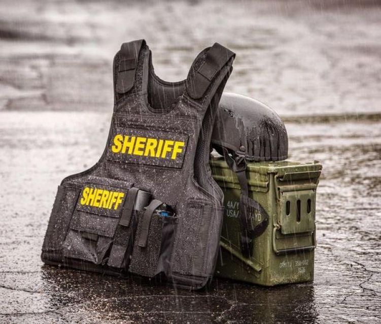 Safelife Defense body armor for law enforcement officers