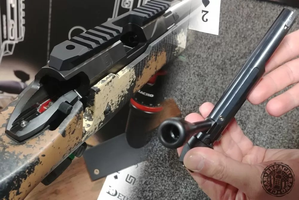 Ultimatum Precision Deuce Action With Bolt Removed