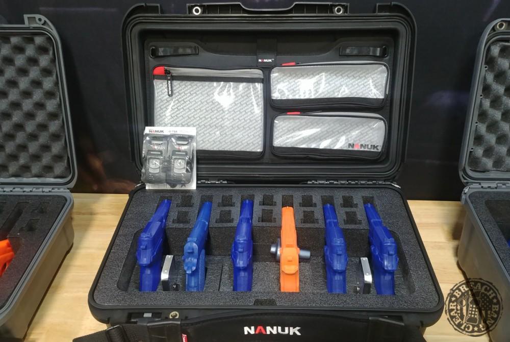NANUK 935 6UP Pistol Case