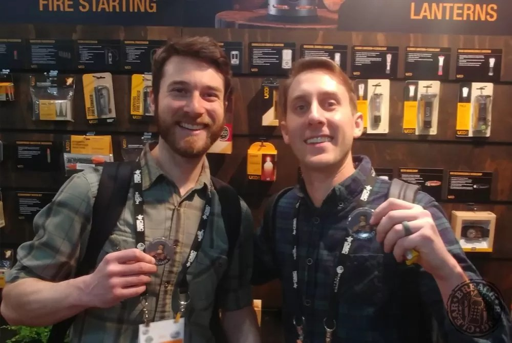 Industrial Revolution Booth SHOT Show 2020