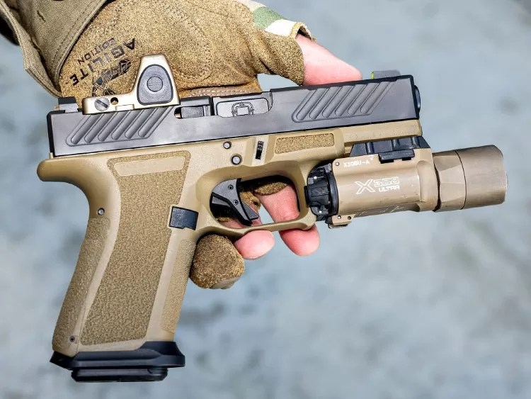 Mechanix M-Pact shooting gloves: These gloves give you +20 to Dexterity.
