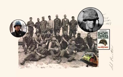 """Legends of the Old Corps: Gustav Hasford and the """"Snuffies"""""""