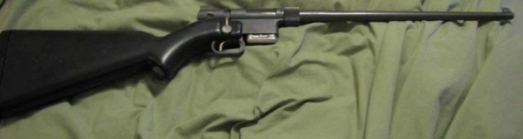 AR-5A survival rifle