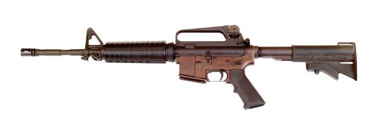 GUU-5P survival gun