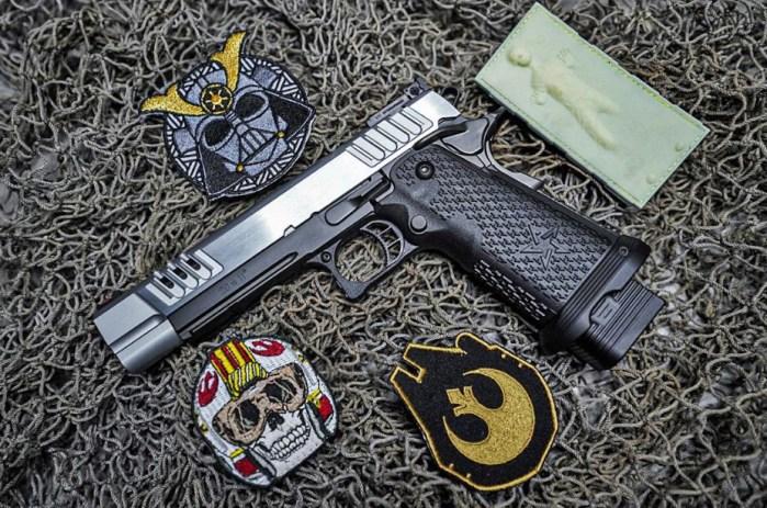 STI guns: Staccato 2011