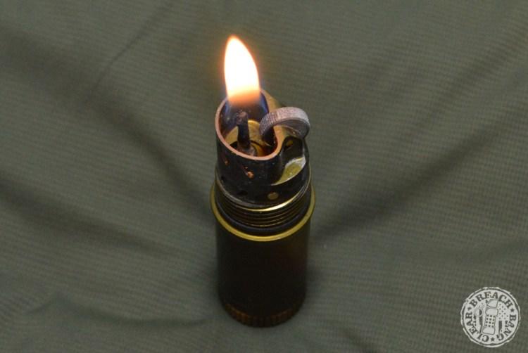 TitanLIGHT lighter.