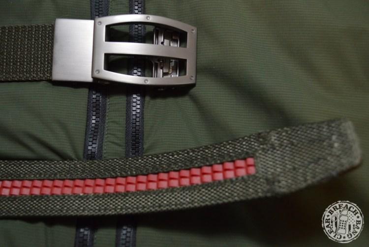 EDC Items: Olive Drab Nexbelt Titan Precisefit Belt