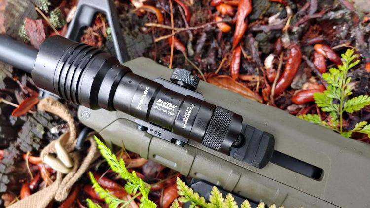 Light Rifle - Streamlight ProTac