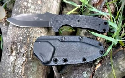 MNKF | The Emerson Police Utility Knife (PUK)