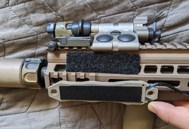 """Unity Tactical TAPS Sync V1: the """"Switchology"""" of this HK416 is the result of lessons learned at DARC training."""