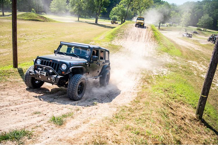 Jeeps TrailJam 2020 Loretta Lynn Ranch.