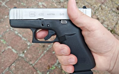 The Glock 43X: Perfect Efficiency