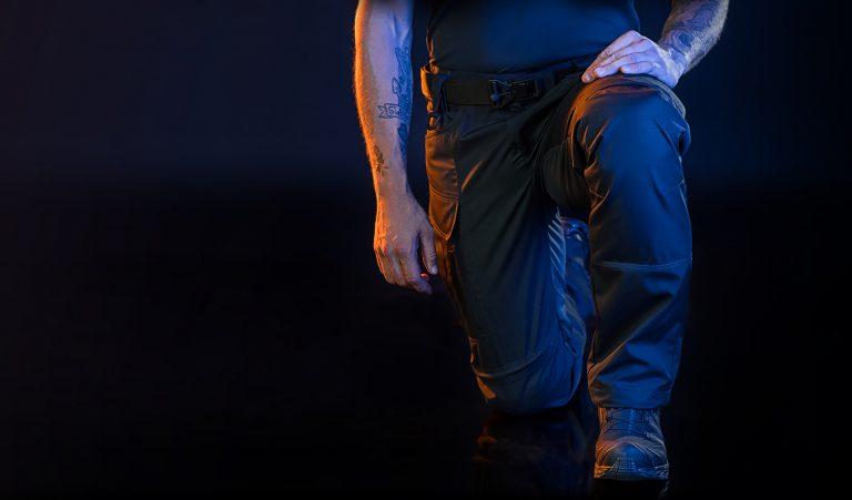 US Pro tactical pants - P40 Classic Gen2 knee protection