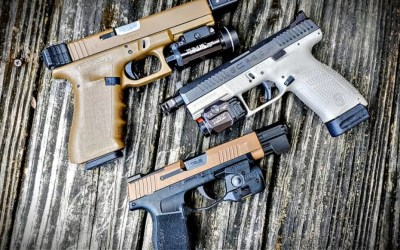 Threesome Thursday – Streamlight TLR Series