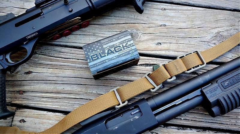 Hornady Black 12-gauge #00 buckshot