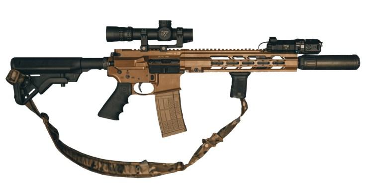 PURG-E Upper Receiver m855a1