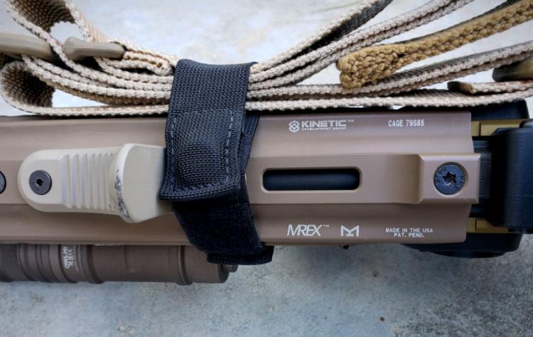 SCAR 17S Neo Mag Sentry Strap