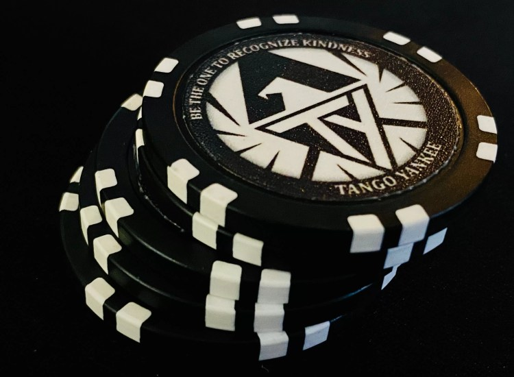 Tango Yankee Project chips