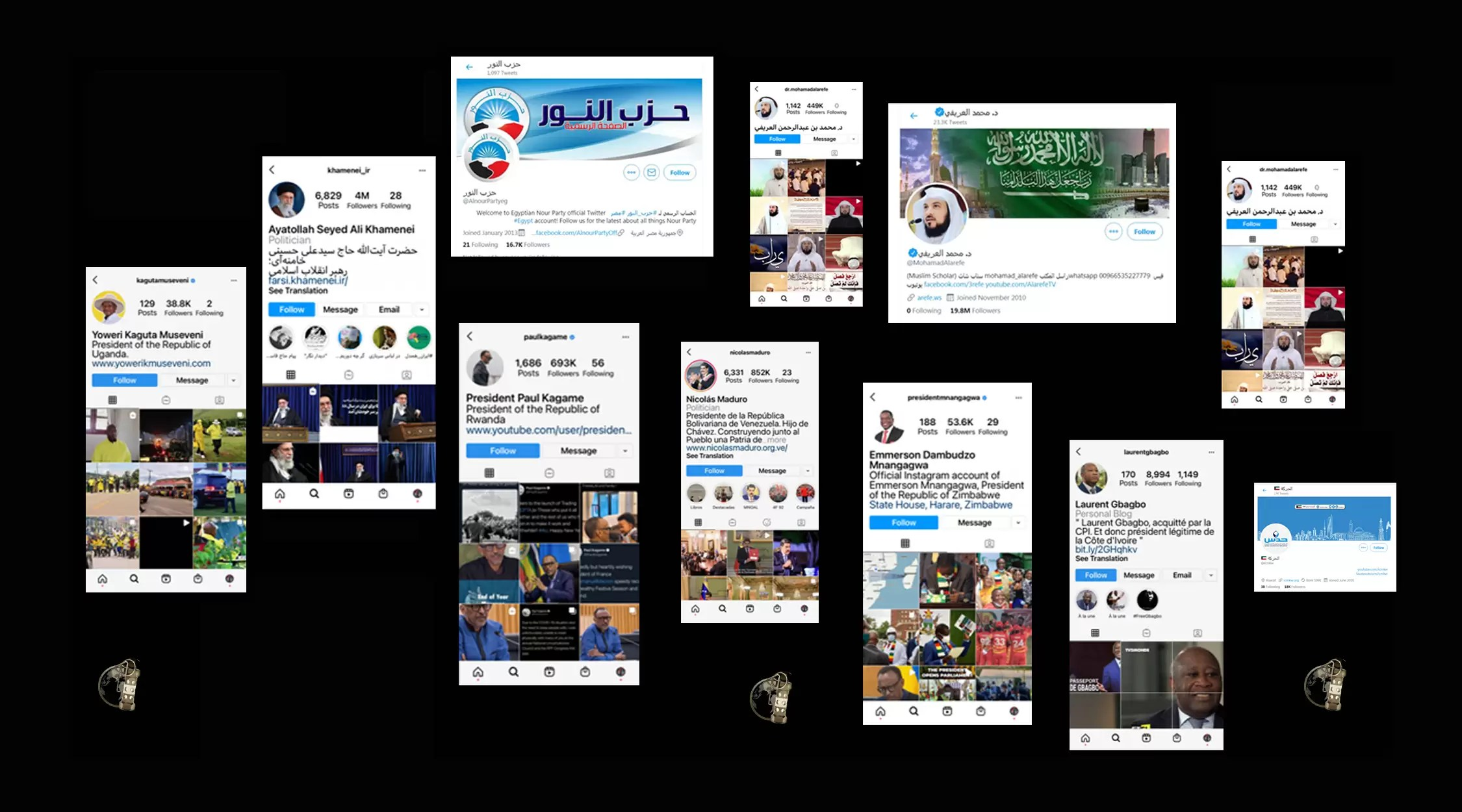 Trump's Tweets: Trump Twitter account suspension