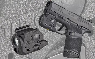 Streamlight Micro Weapon Light: new TLR6 models available