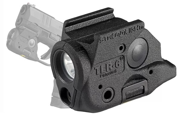 micro weapon light for micro compact pistols