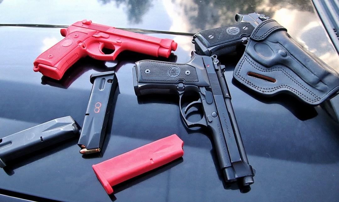 ASP Trainer for the Beretta M9