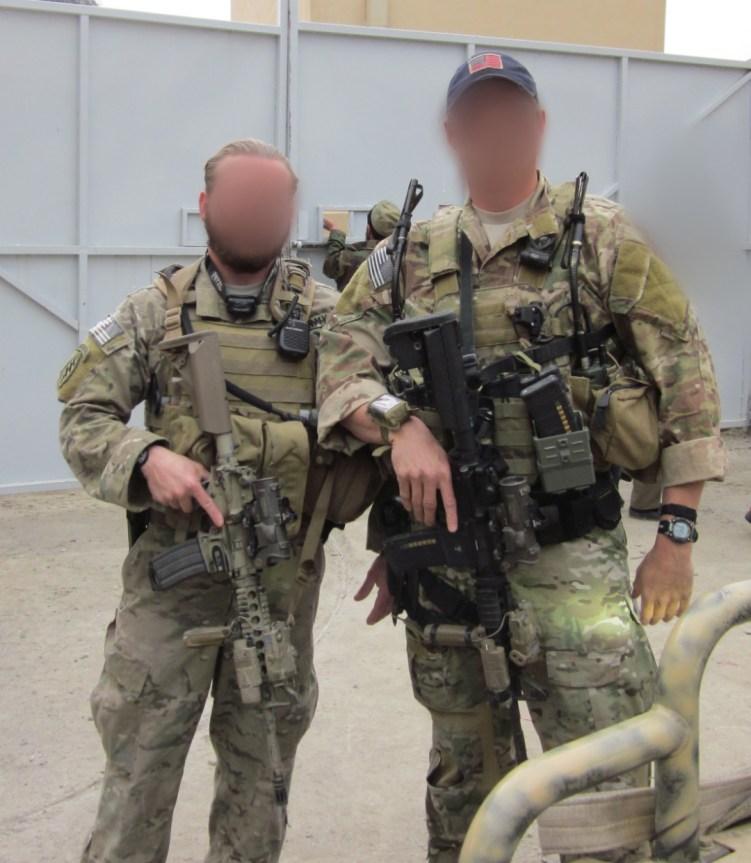 Military Elcan LPVOs deployed overseas