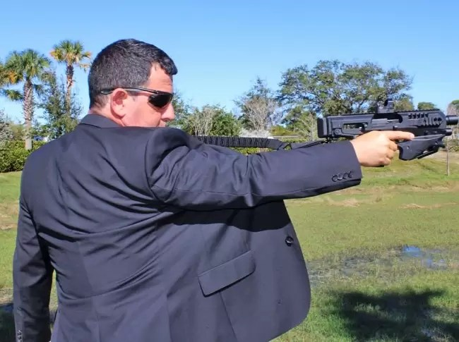 Handgun to PDW conversion kit from CAA: the MCK TAC