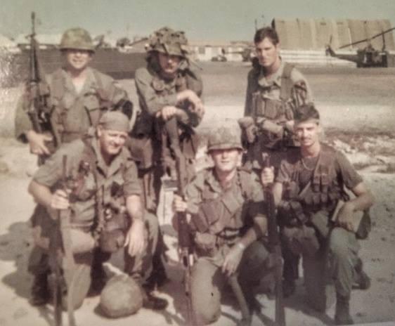 The Apache Blues, 1/9 Cavalry, 1st Cavalry Squadron, Vietnam