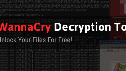 Recover Ransomware Locked Files without Paying