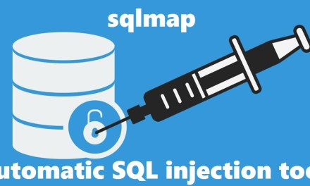 Download SQLMap automatic SQL injection tool