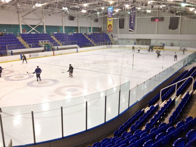 great facility - Ice Sheffield