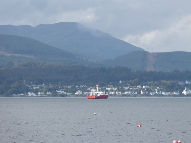 Western Ferries to Dunoon