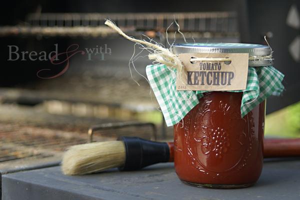 canning ketchup