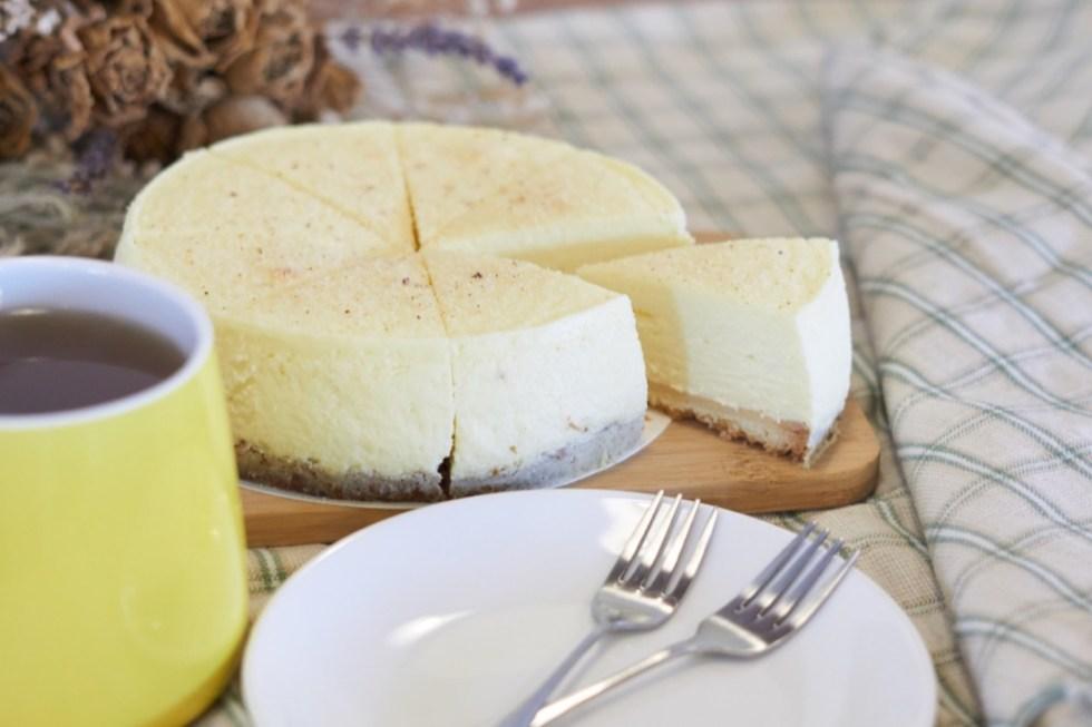 蛋糕拼盤 | 主廚特調中乳酪份量比例 - 三合院老奶奶