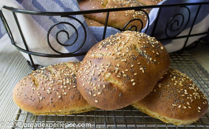 Shubbak el Habayeb Iraqi Bread 2