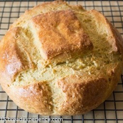 How to Make Classic French Bread with Einkorn #einkorn #frenchbread