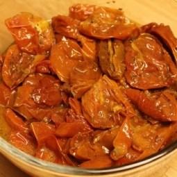 Slow Roasted Tomato Soup