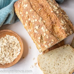 Sourdough Oatmeal Bread and Power of Persuasion and Influence