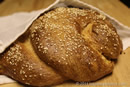Whole Grain Emmer Challah