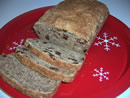 Whole Wheat Holiday Loaf
