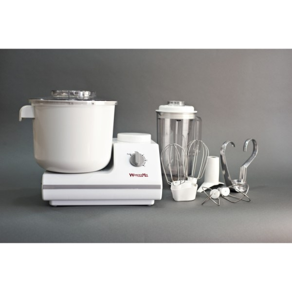 WonderMix Deluxe Kitchen Mixer
