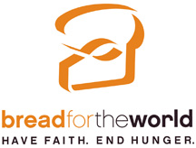 Image result for bread for the world logo