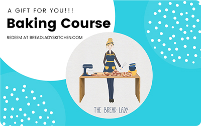 online baking course gift card