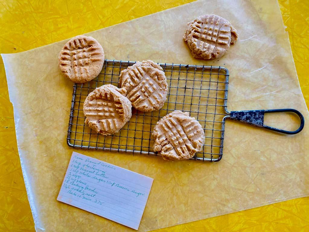 peanut butter cookie recipe