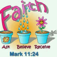 Pictorial representation of Contending for the faith