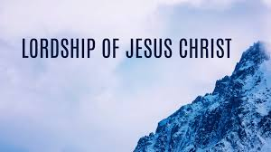 Description of the Lordship Of Christ